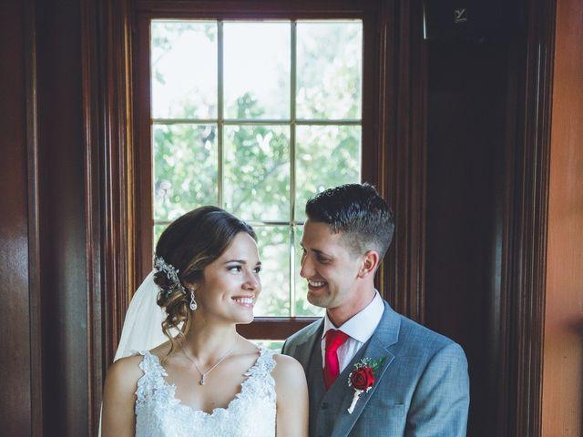 The wedding of Hajnal and Thomas