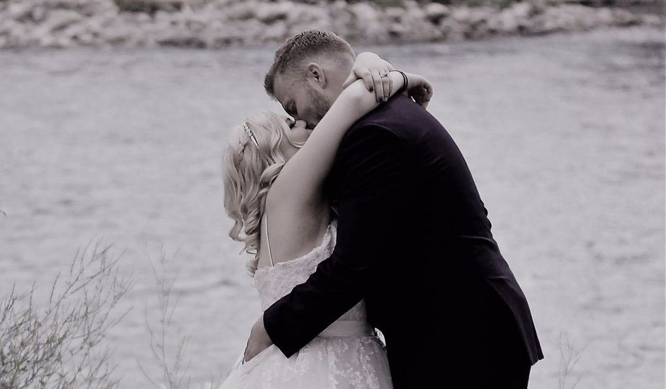 Jeff And Karly's Wedding In Calgary, Alberta