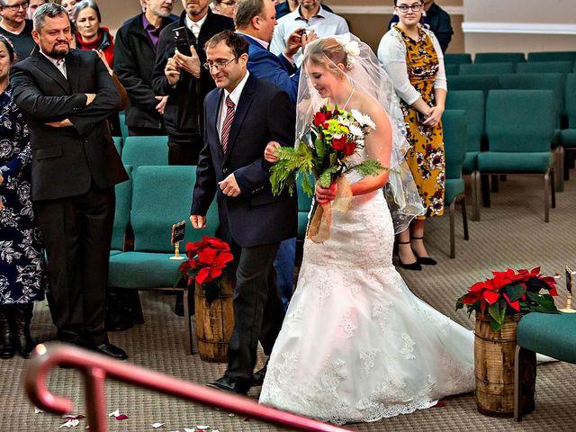 Sam and Maija's wedding in Norquay, Saskatchewan 4