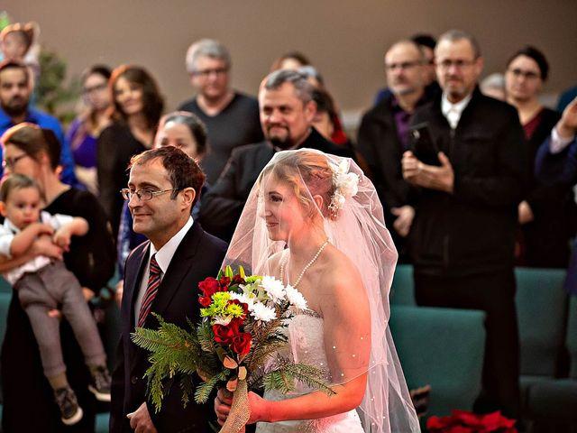 Sam and Maija's wedding in Norquay, Saskatchewan 5