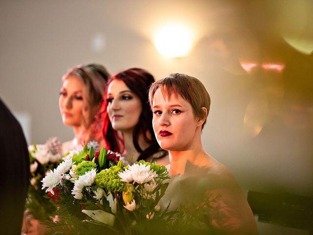 Sam and Maija's wedding in Norquay, Saskatchewan 11