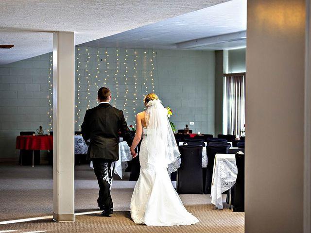 Sam and Maija's wedding in Norquay, Saskatchewan 14