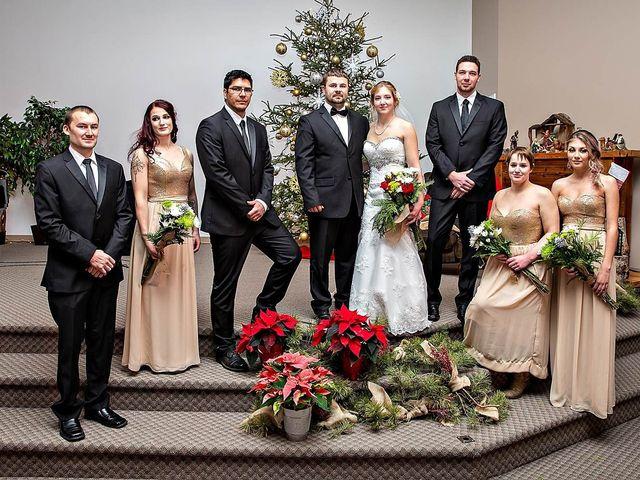 Sam and Maija's wedding in Norquay, Saskatchewan 35
