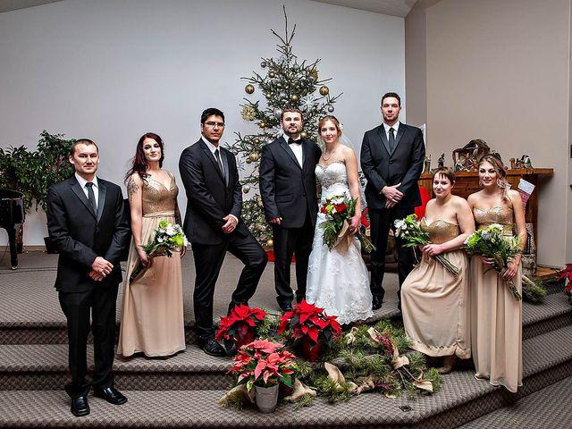 Sam and Maija's wedding in Norquay, Saskatchewan 36