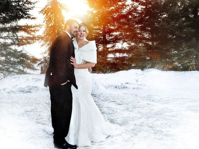 The wedding of Maija and Sam