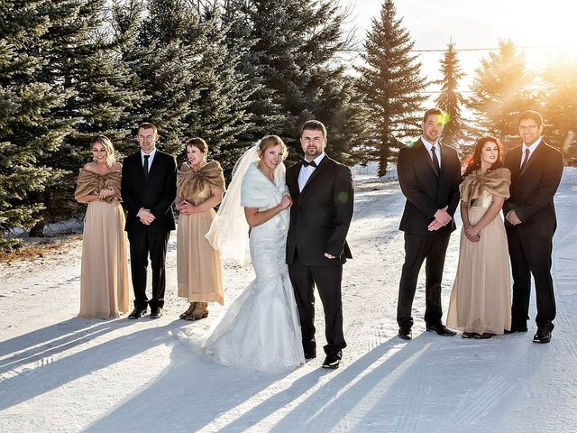 Sam and Maija's wedding in Norquay, Saskatchewan 37