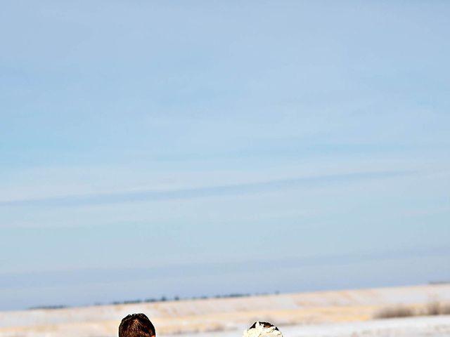 Sam and Maija's wedding in Norquay, Saskatchewan 39