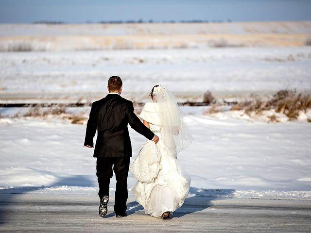 Sam and Maija's wedding in Norquay, Saskatchewan 40
