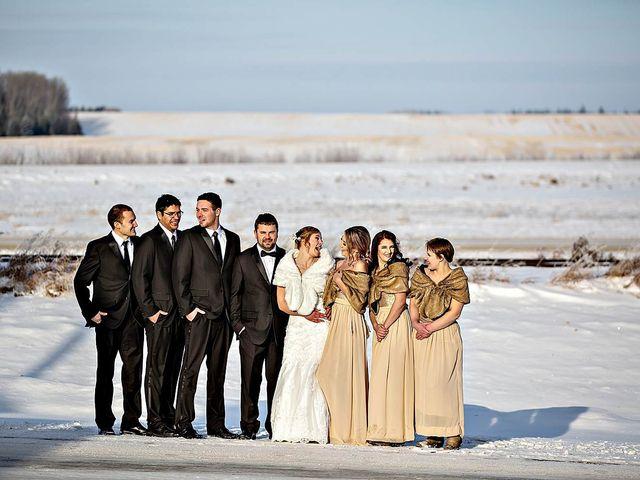 Sam and Maija's wedding in Norquay, Saskatchewan 41