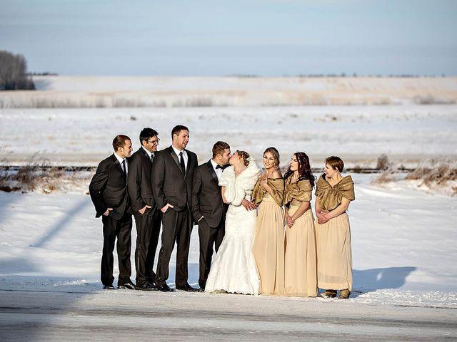 Sam and Maija's wedding in Norquay, Saskatchewan 42