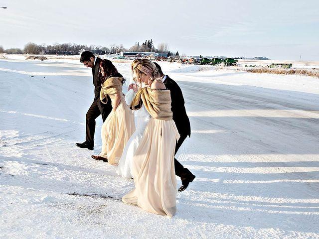 Sam and Maija's wedding in Norquay, Saskatchewan 43