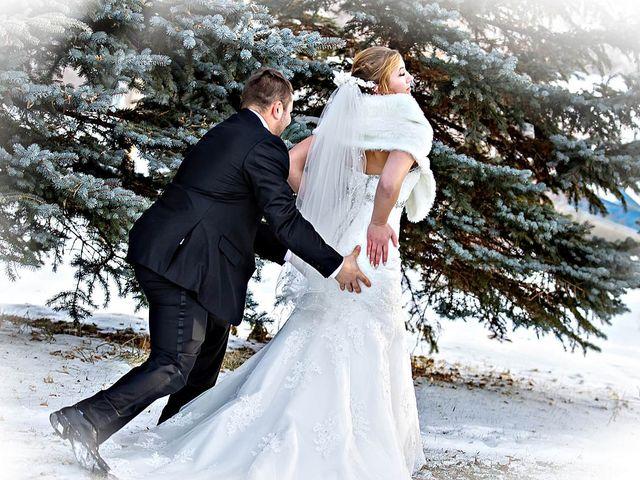 Sam and Maija's wedding in Norquay, Saskatchewan 45