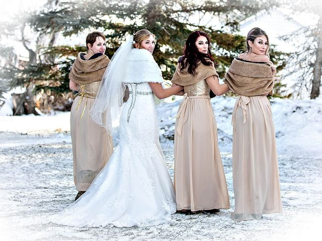 Sam and Maija's wedding in Norquay, Saskatchewan 49