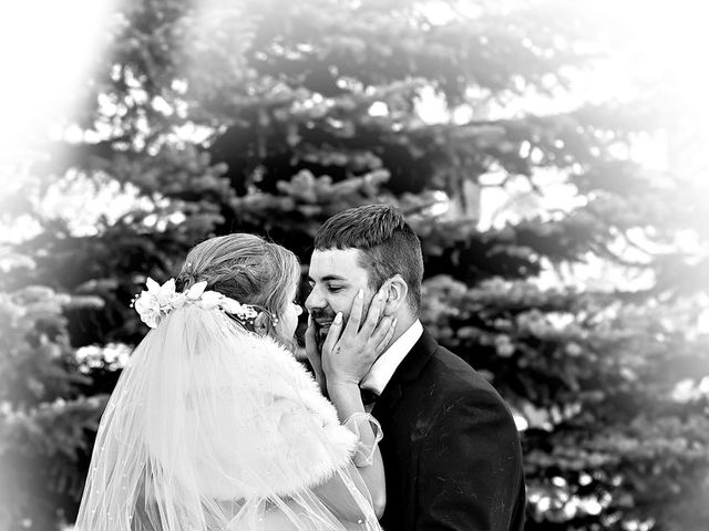 Sam and Maija's wedding in Norquay, Saskatchewan 68