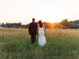 The wedding of Nicole and Mark