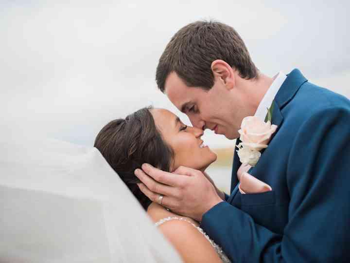 The wedding of Amanda and Reuben