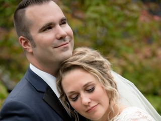 The wedding of Tania and Simon