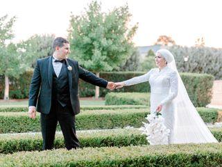 The wedding of Jasmine and Ahmad