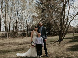 The wedding of Kaylene and David 3