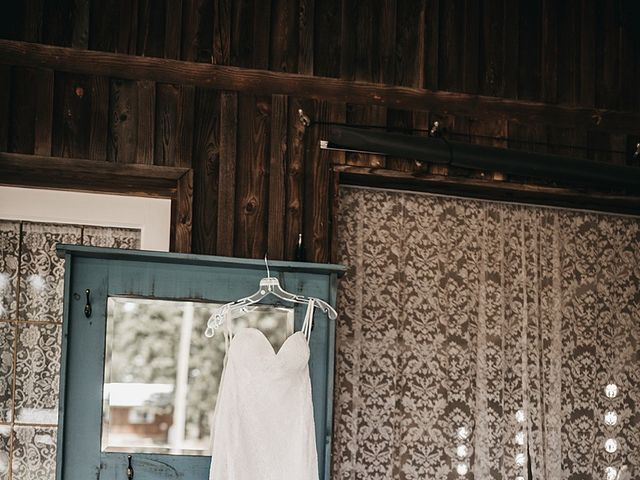 Sheldon and Brittany's wedding in Salmon Arm, British Columbia 5
