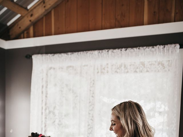 Sheldon and Brittany's wedding in Salmon Arm, British Columbia 10