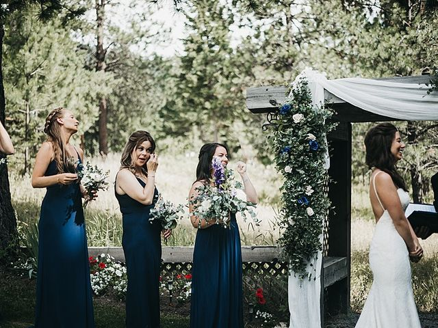 Sheldon and Brittany's wedding in Salmon Arm, British Columbia 17