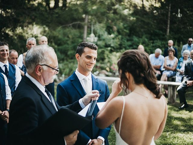 Sheldon and Brittany's wedding in Salmon Arm, British Columbia 18