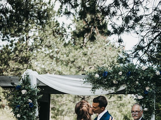 Sheldon and Brittany's wedding in Salmon Arm, British Columbia 19
