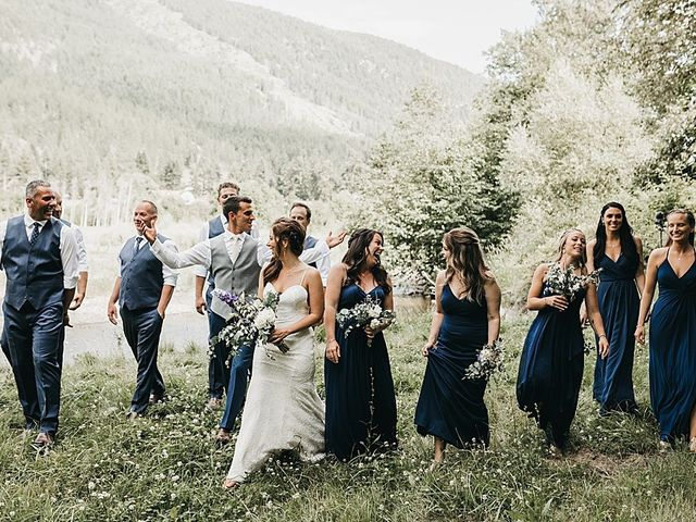 Sheldon and Brittany's wedding in Salmon Arm, British Columbia 24