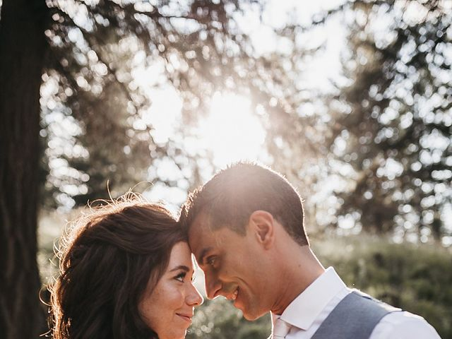 Sheldon and Brittany's wedding in Salmon Arm, British Columbia 32