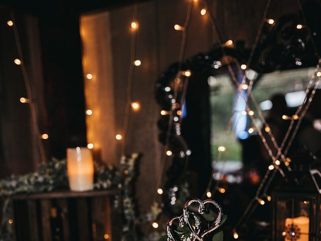 Sheldon and Brittany's wedding in Salmon Arm, British Columbia 42