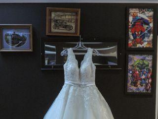 The wedding of Amanda and Ryan 1
