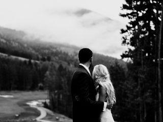 The wedding of Katelyn and Lyndon 1