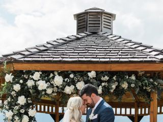 The wedding of Katelyn and Lyndon