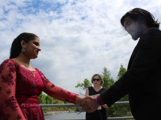 The wedding of Harry and Seemol 2