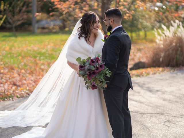 Khaled and Nour's wedding in Mono, Ontario 18
