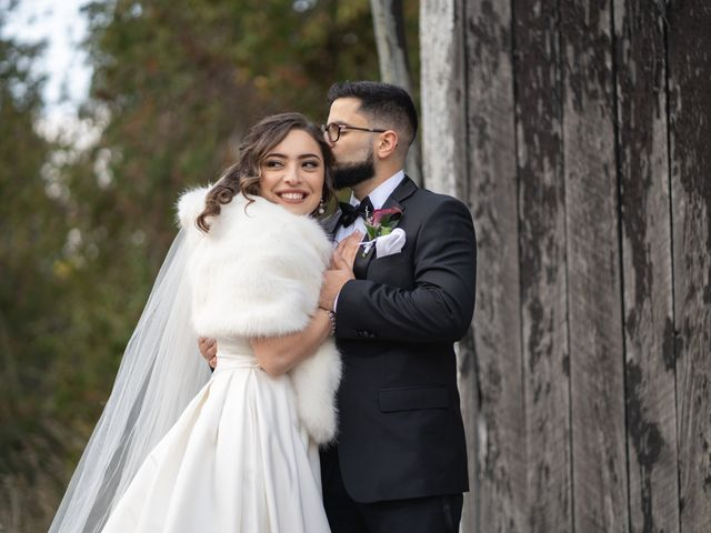 Khaled and Nour's wedding in Mono, Ontario 20
