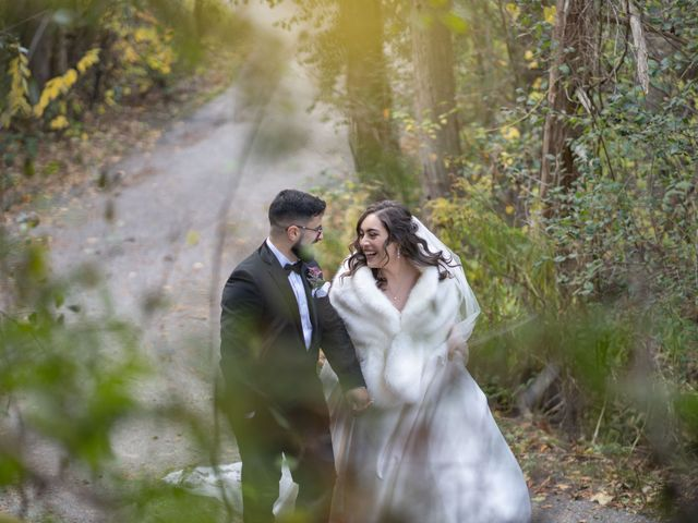 Khaled and Nour's wedding in Mono, Ontario 23