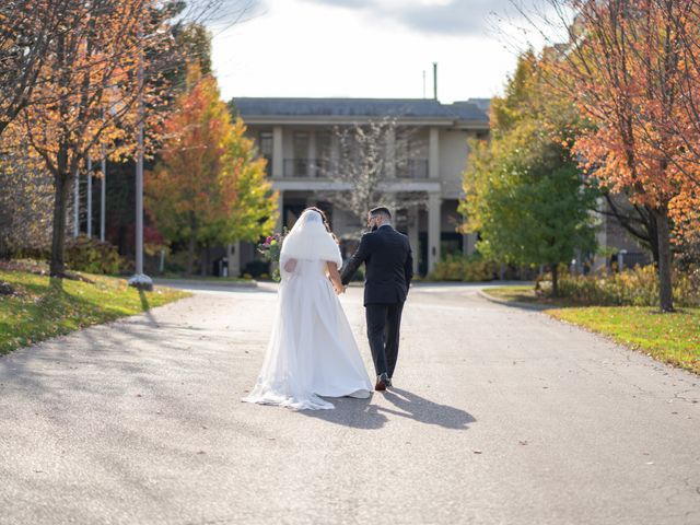 Khaled and Nour's wedding in Mono, Ontario 24