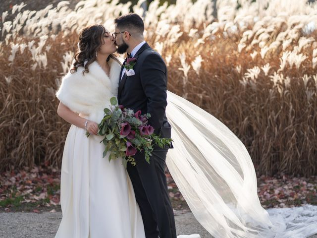 Khaled and Nour's wedding in Mono, Ontario 25