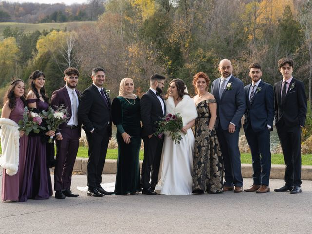 Khaled and Nour's wedding in Mono, Ontario 30
