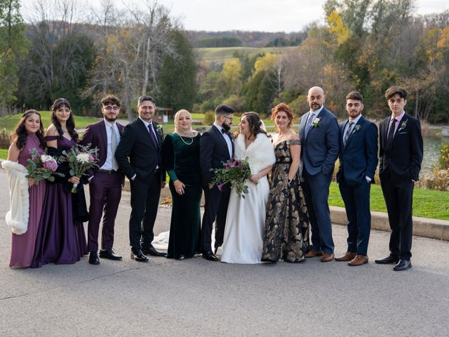 Khaled and Nour's wedding in Mono, Ontario 31