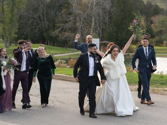Khaled and Nour's wedding in Mono, Ontario 33