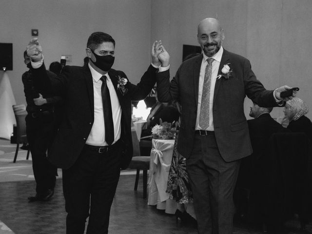 Khaled and Nour's wedding in Mono, Ontario 38