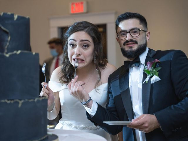 Khaled and Nour's wedding in Mono, Ontario 47