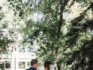 The wedding of Kaylee and Tim 1
