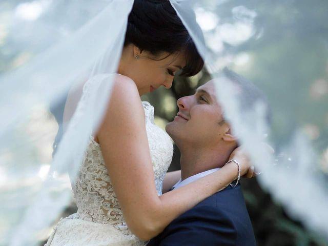 Benoit  and Chantelle 's wedding in Vancouver, British Columbia 1