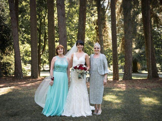 Benoit  and Chantelle 's wedding in Vancouver, British Columbia 6