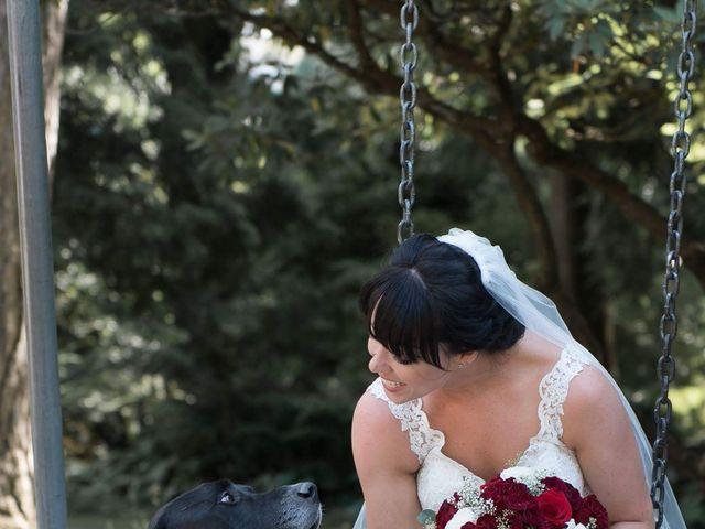 Benoit  and Chantelle 's wedding in Vancouver, British Columbia 7