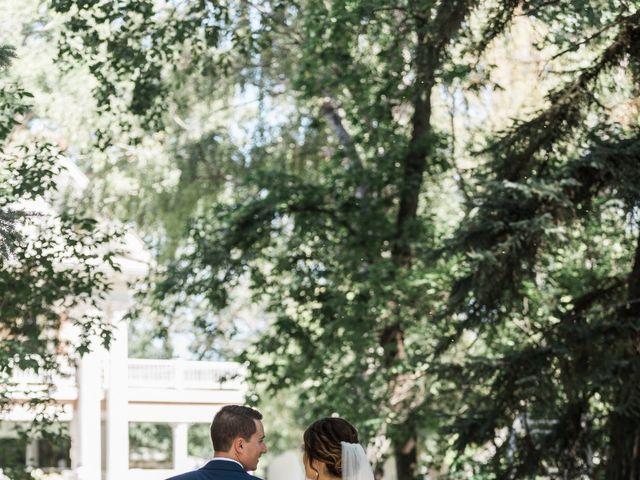 Tim and Kaylee's wedding in Lethbridge, Alberta 3